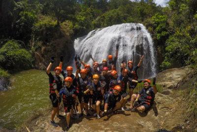 Rejseblog: Canyoning i Dalat, Vietnam - den vildeste adventureoplevelse