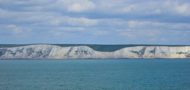 Contiki European Vista White Cliffs of Dover