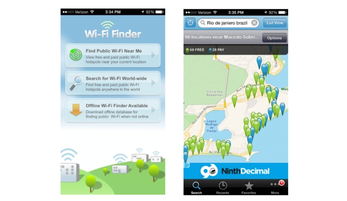 Apps to Download Before an International Trip_Wifi Finder