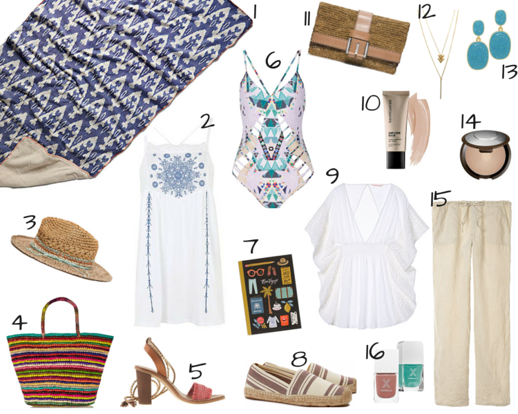 BOHO Beach Vacation Accessories Fashion_Style2