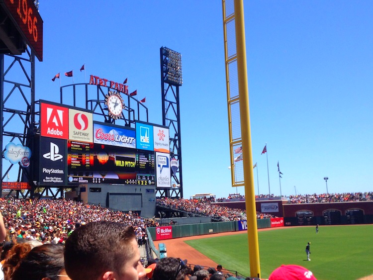 Things to Do in San Francisco_AT&T Park