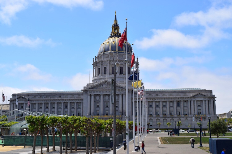 Things to Do in San Francisco_City Hall