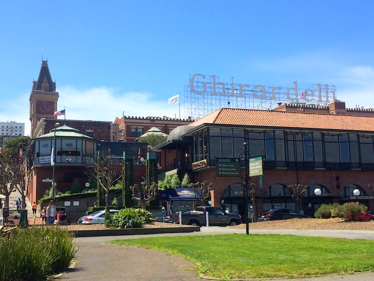 Things to Do in San Francisco_Ghirardelli Square