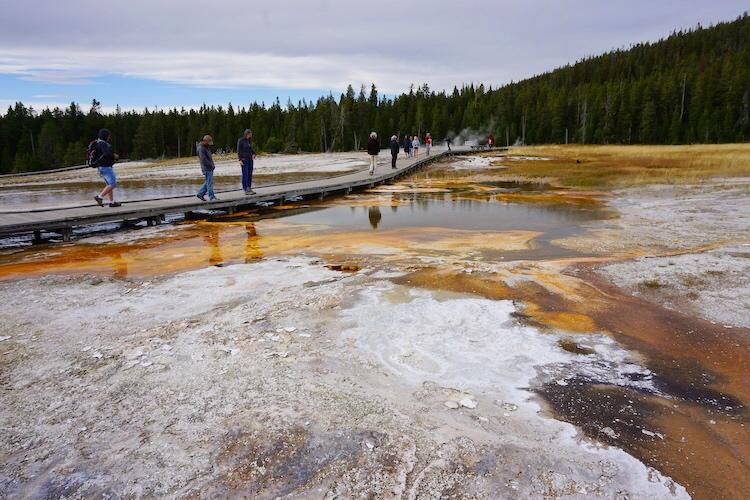 Yellowstone National Park Photo Diary 15