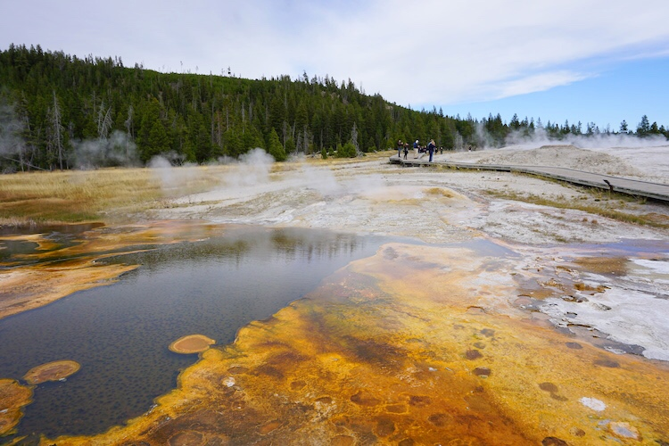 Yellowstone National Park Photo Diary 26