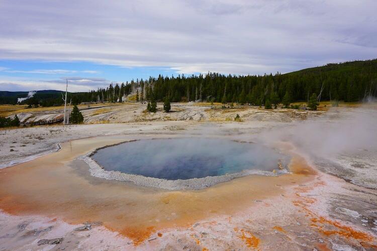 Yellowstone National Park Photo Diary 28
