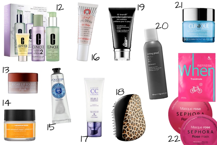 22 Beauty Must-Haves for Travel Skincare Haircare