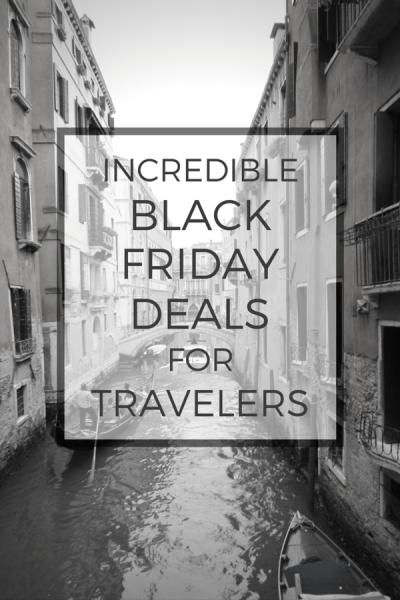 Black Friday Deals for Travelers_Pinterest Image