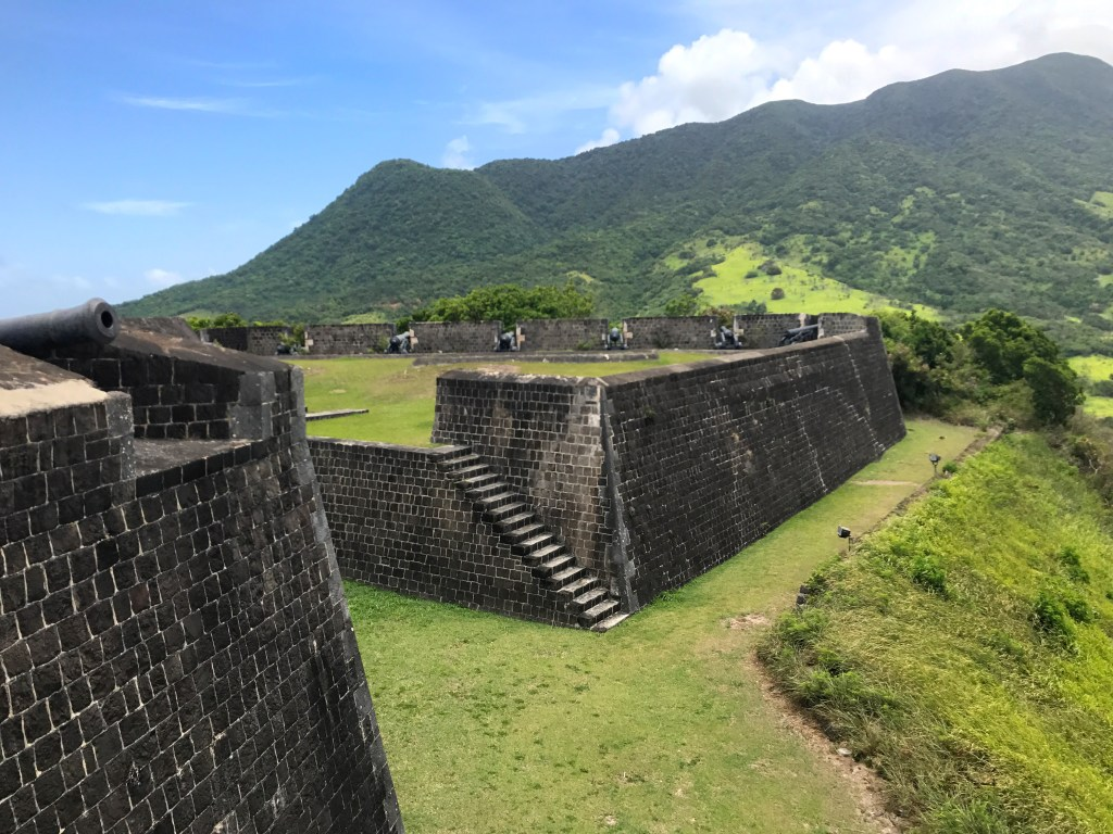 Southwest Companion Pass_Fort in St. Kitts