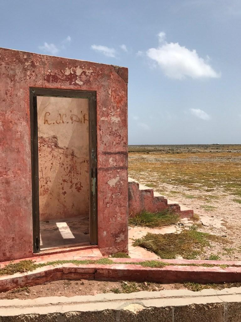 Lighthouse on Klein Curaçao