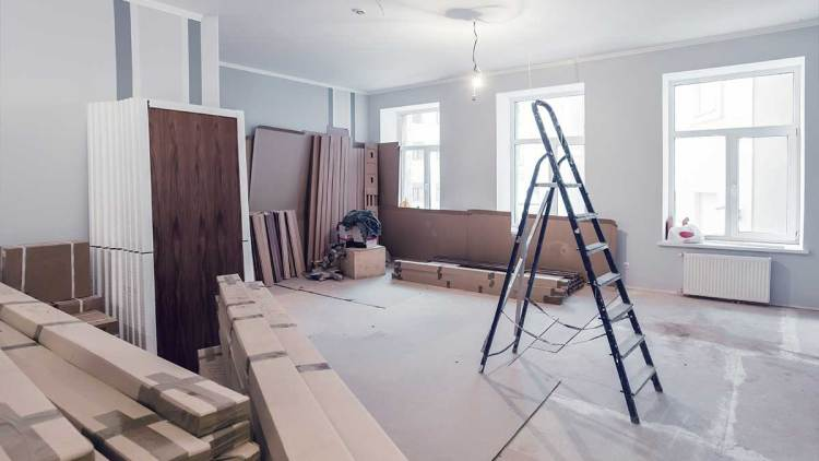 real estate rehab