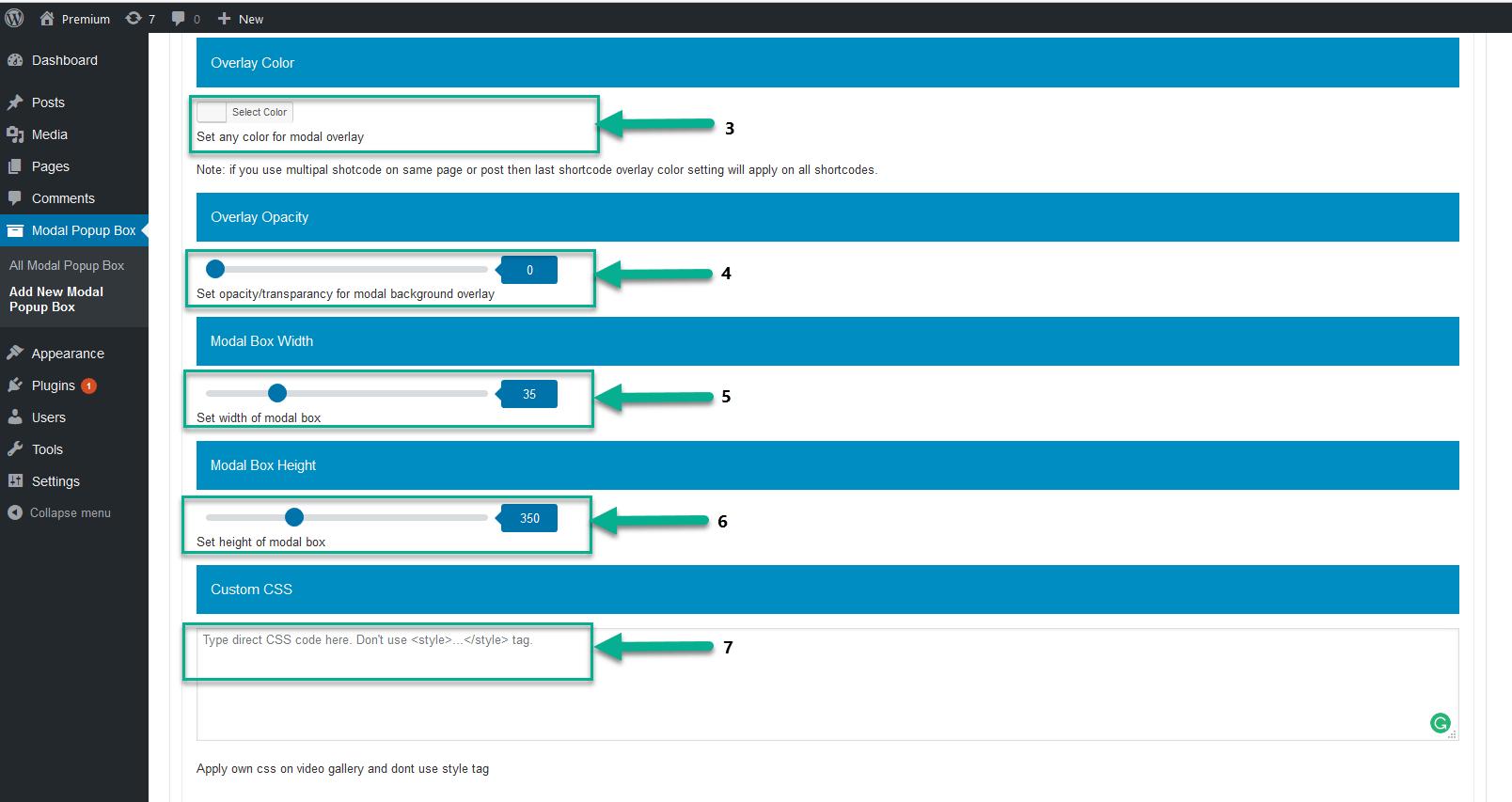 Modal Popup Box Premium A Wp Life Docs