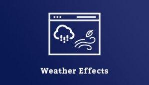 Weather Effect WordPress Plugin