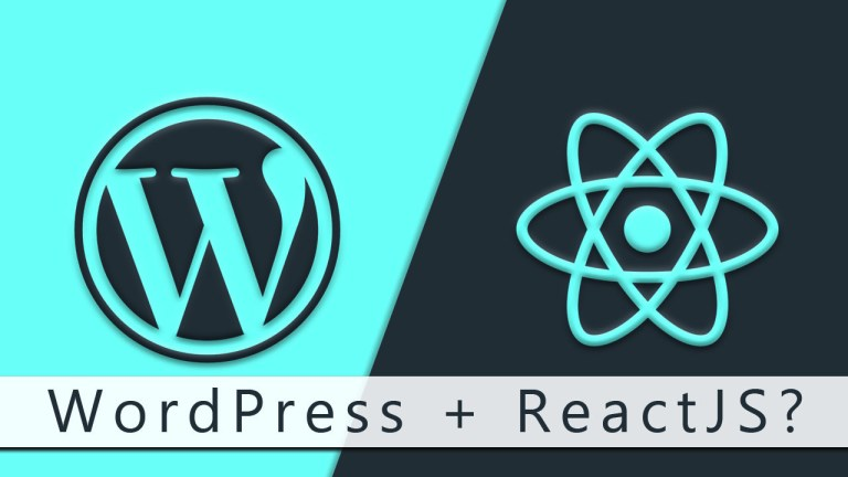 WordPress with ReactJS Profit or Loss