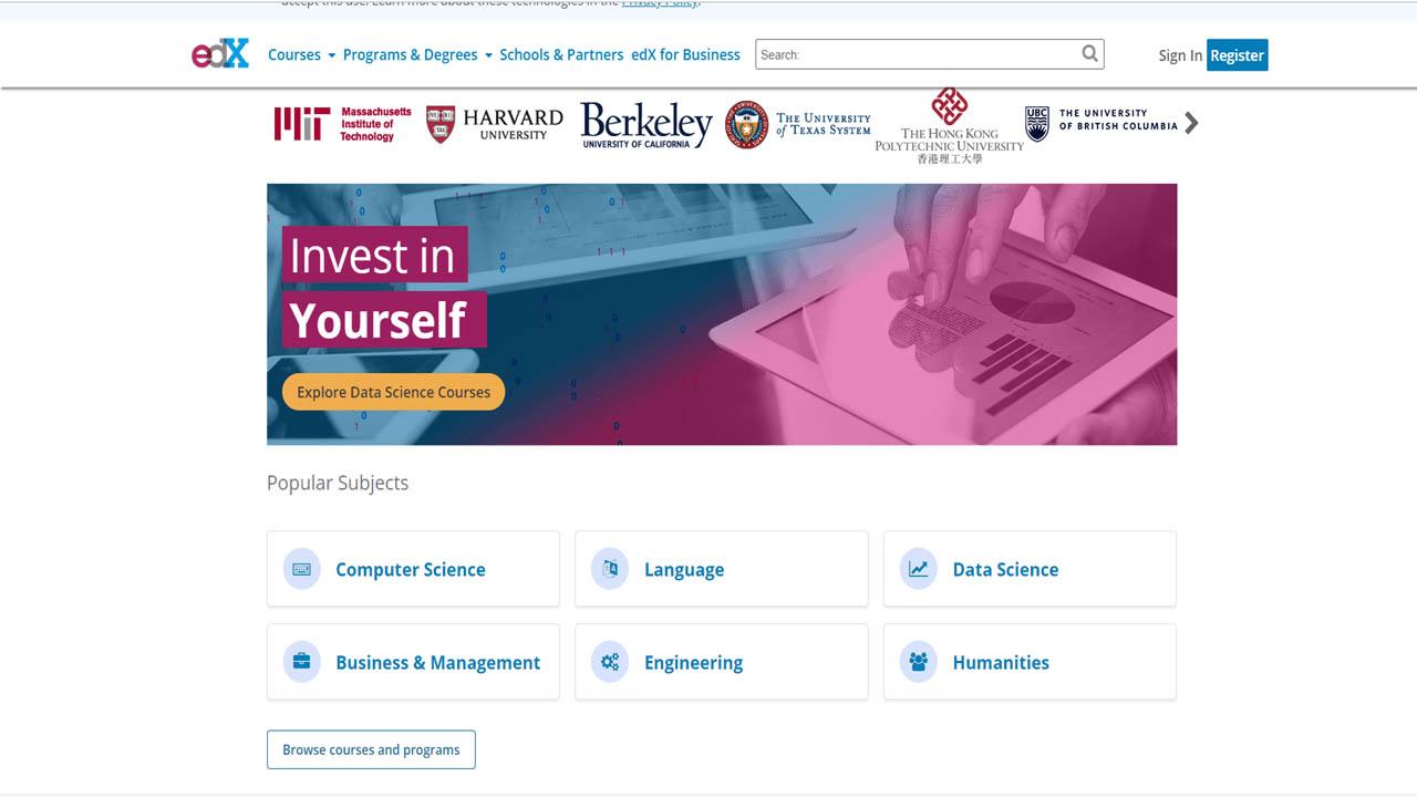 edx online course