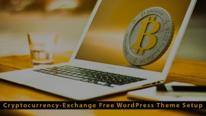 Cryptocurrency-Exchange Free WordPress Theme Setup