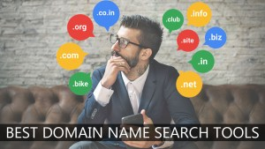 Best Domain Name Search Tools