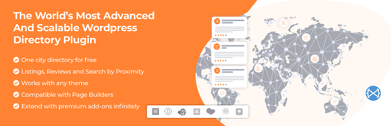 GeoDirectory – Business Directory Plugin