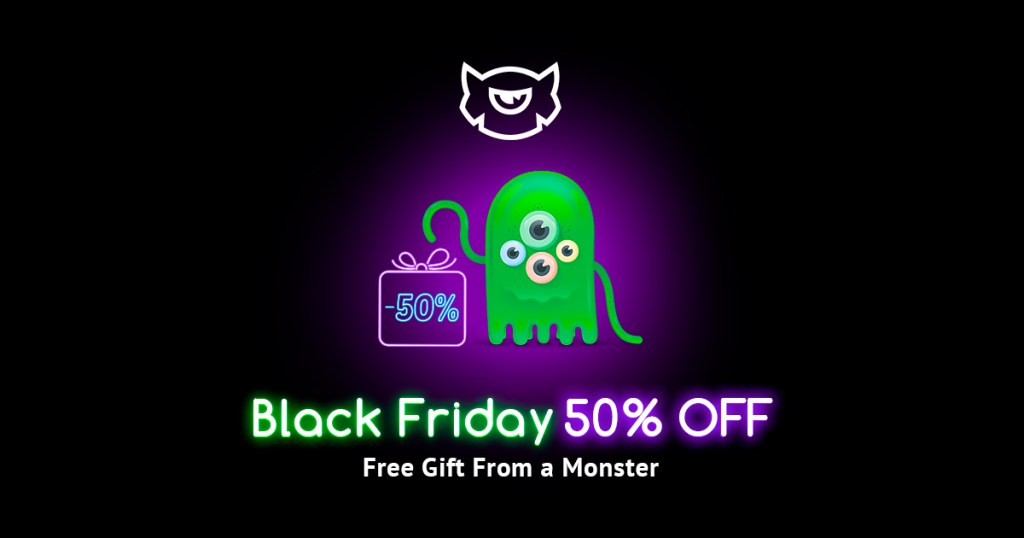 Template Monster Black Friday Deal Discount