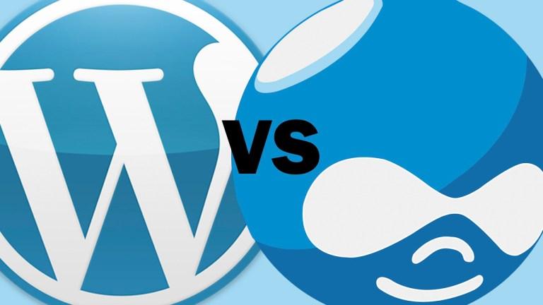 WordPress vs Drupal Explaining The Differences