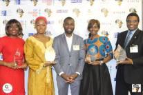 Mary Olushoga, Macdella Cooper, Loukman Lamany, Bisila Bokoko, Wale Ajibade