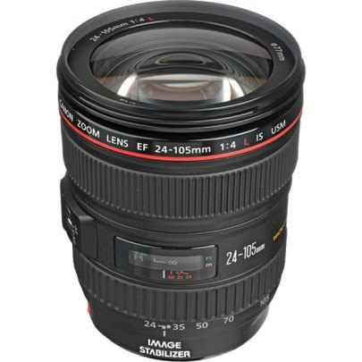 Canon EF 24-105mm f/4L IS USM Lens Lenses Canon