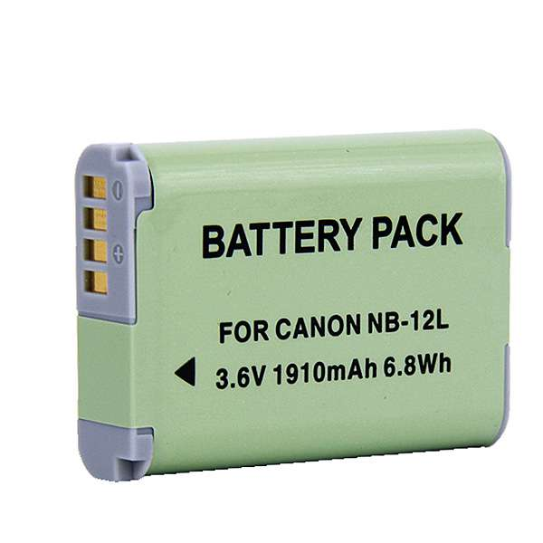 Promage NB12L  Camera Battery for Canon Battery And Charger Battery And Charger