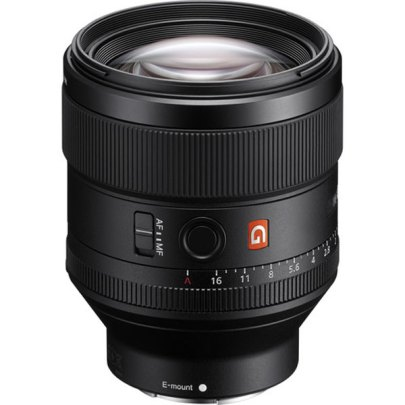 Sony Fe 85Mm F/1.4 Gm Lens Lenses Digital Camera Lens