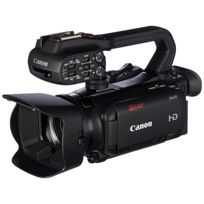 Canon Camera Xa30 Compact Camcorder Pro Video Canon