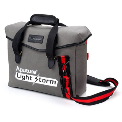 Aputure Light Storm Messenger Bag (Gray) Camcorder & Camera Accessories Aputure