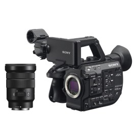 Sony Pxw-Fs5m2 4K Xdcam Super 35Mm Compact Camcorder With 18 To 105Mm Zoom Lens Pro Video Pro Video