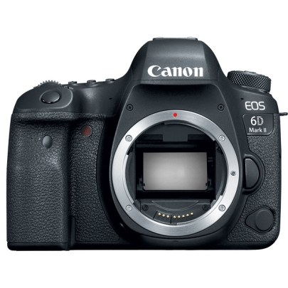 Canon EOS 6D Mark II DSLR Camera (Body) DSLR Cameras Canon