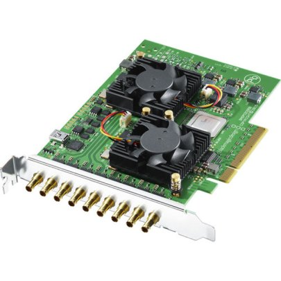 Blackmagic Design DeckLink Quad 2 8-Channel 3G-SDI Capture & Playback Card Pro Video Black Magic