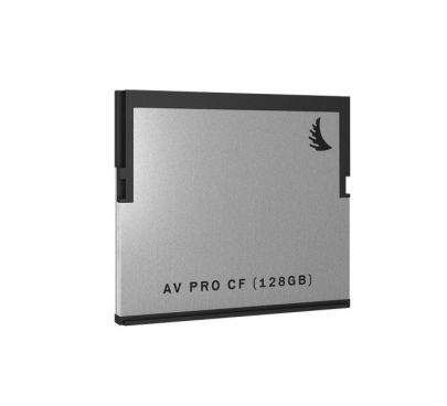 Angel Bird Av Pro Cf 128 Gb Memory Card AVP128CF Memory Card/ Hard Drive Angel Bird