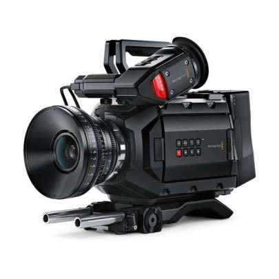 Blackmagic Design URSA Mini 4K Digital Cinema Camera (EF-Mount) Pro Video Black Magic