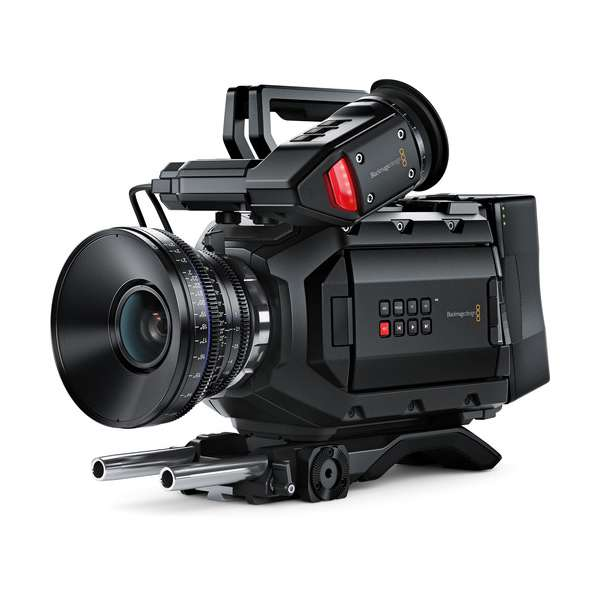 Blackmagic Design URSA Mini 4K Digital Cinema Camera (EF-Mount) Digital Cine Cameras Black Magic