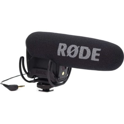 Rode Video Mic Pro Rycote VMPR Audio Wired Shotgun Mics ENG/EFP audio