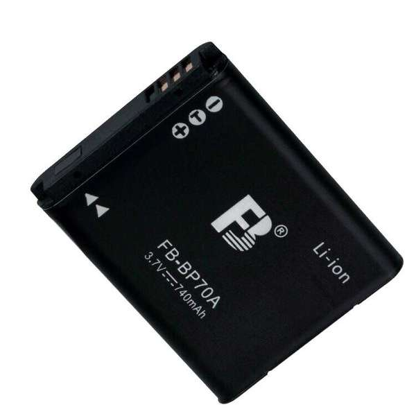 Promage BP70A Camera Battery Battery And Charger Battery And Charger