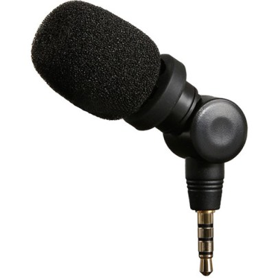 Saramonic SmartMic Condenser Microphone Microphones for iOS & Android Devices audio