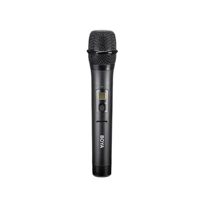 BOYA by-WHM8 Pro 48-Channel UHF Wireless Dynamic Handheld Cardioid Microphone Dynamic Recording Microphones audio