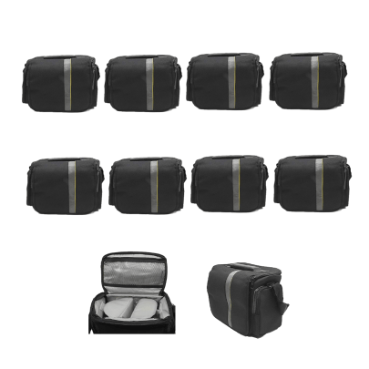 Waterproof Anti-Shock Dslr Camera Bag For Canon, Nikon, Samsung, And Sony Camera Bag -9004 Pack Of 10Pcs Camcorder & Camera Accessories Camera Bags