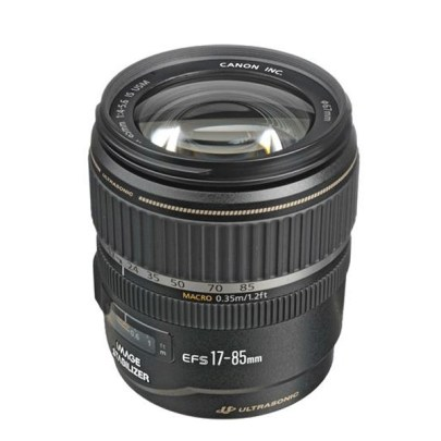 Canon EF-S 17-85mm f/4-5.6 IS USM Lens Lenses Canon