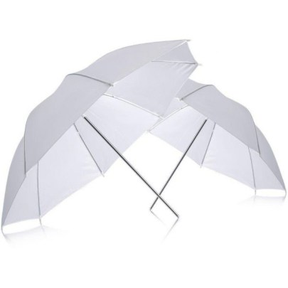 Fancier Soft Umbrella Ur04 White 33″ Lighting Fancier