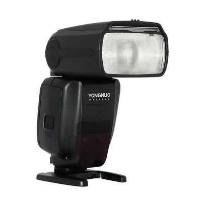 Yongnuo Speedlite Yn600ex-Rt Ii For Canon Cameras Camera Flash Camera Flashes