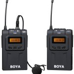 Boya Wireless Microphone – BY-WM6 Audio audio