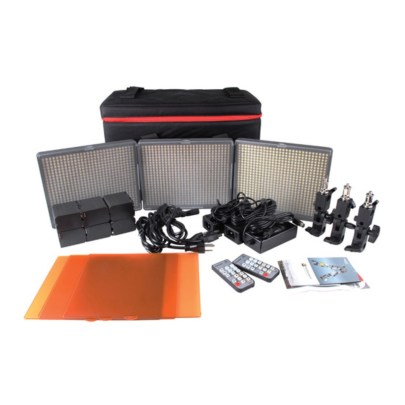 Aputure LED Video Light HR672 Kit- WWS Continuous Lighting Aputure