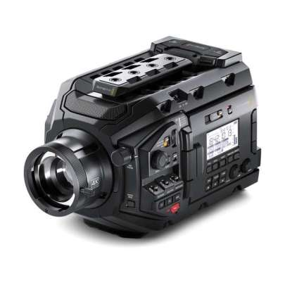 Blackmagic Design URSA Broadcast Camera Digital Cine Cameras Black Magic