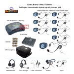 Eartec Ultrapak Beltpack With Lithium Battery Intercom Systems Eartec