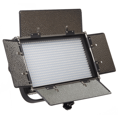 Ikan DAYLIGHT LED LIGHT W/ AB & V-MOUNT PLATES Lighting Ikan