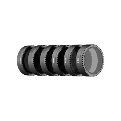 PolarPro Standard Series Lens Filter Set for DJI Mavic Air Drone (6-Pack) Drone Parts & Accessories Dji